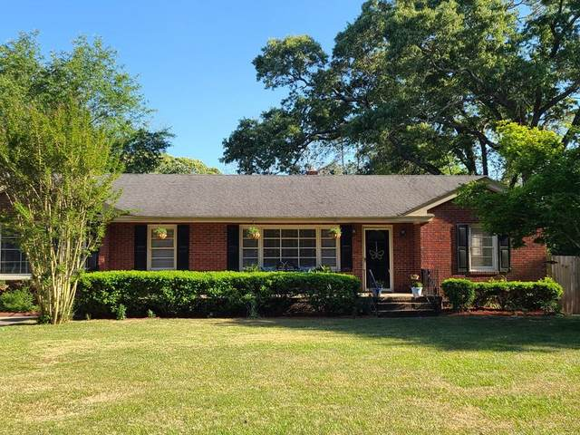 418 Dorn St, Sumter, SC 29150 (MLS #147191) :: The Litchfield Company