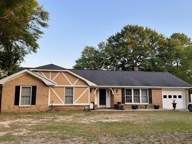 2760 Ridgehill Drive, Sumter, SC 29154 (MLS #147208) :: Gaymon Realty Group