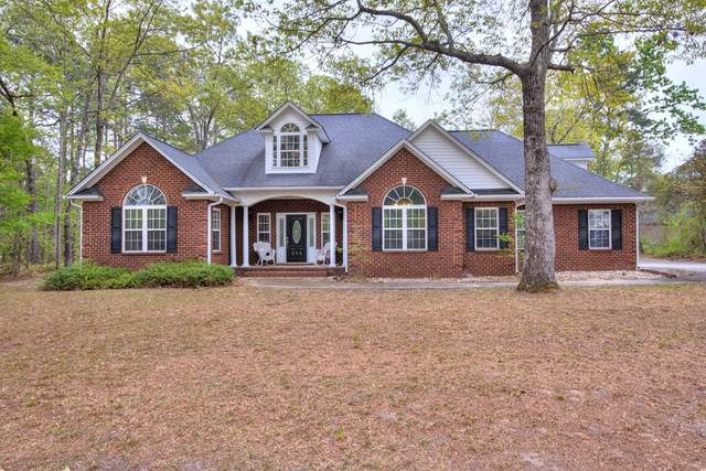 295 Lakewood Dr., Sumter, SC 29150 (MLS #147216) :: The Litchfield Company