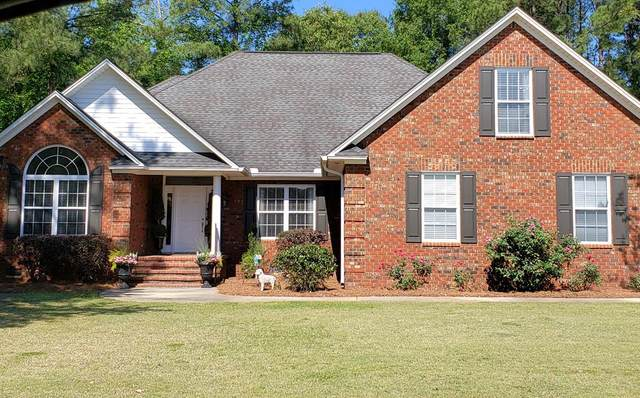 1390 Broadwater Dr, Sumter, SC 29150 (MLS #147240) :: Gaymon Realty Group