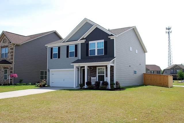 1700 Stuttgart Ct, Sumter, SC 29150 (MLS #147253) :: Gaymon Realty Group