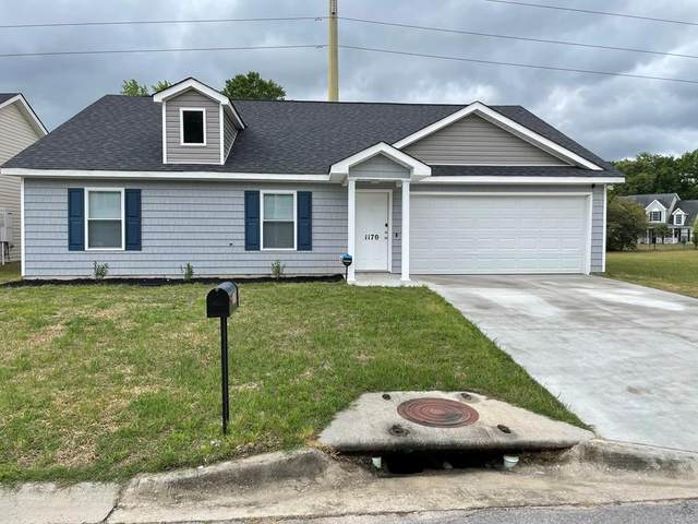 1170 Chivalry St, Sumter, SC 29154 (MLS #147333) :: The Latimore Group