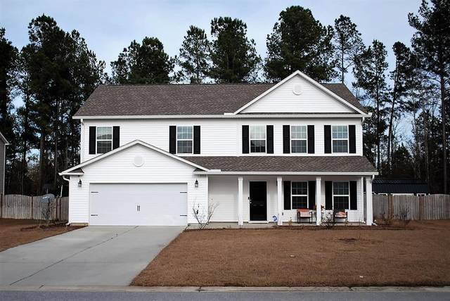 3773 Moseley Dr, Sumter, SC 29154 (MLS #147366) :: The Litchfield Company