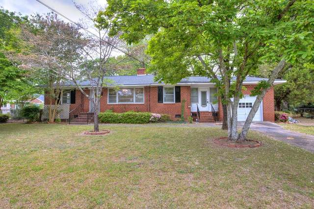 513 Mattison Ave, Sumter, SC 29150 (MLS #147410) :: The Latimore Group