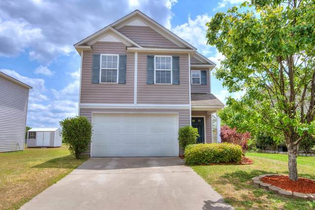 2742 Magnum Dr, Sumter, SC 29150 (MLS #147437) :: The Litchfield Company
