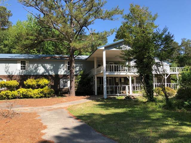2122 Cains Mill Rd, Sumter, SC 29154 (MLS #147451) :: Gaymon Realty Group
