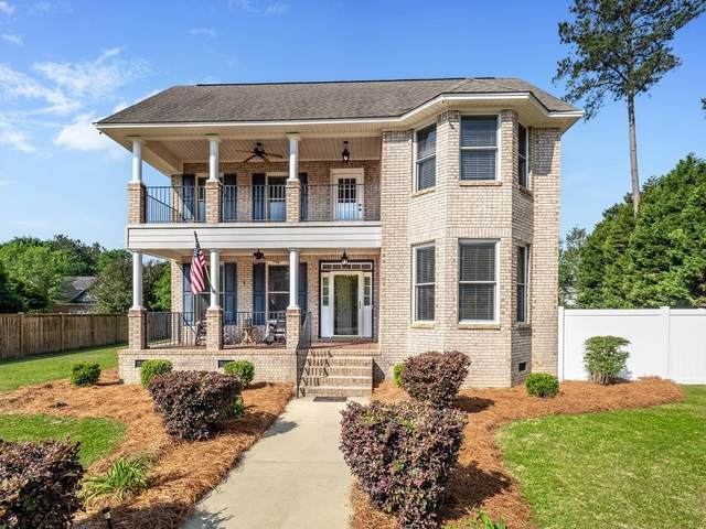 460 Veranda Drive, Sumter, SC 29150 (MLS #147479) :: Gaymon Realty Group
