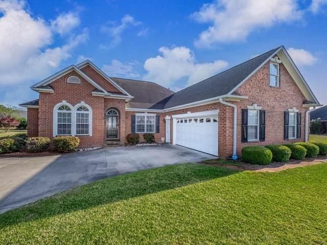 3300 Southern Hills Drive, Sumter, SC 29150 (MLS #147480) :: Gaymon Realty Group