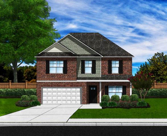 2100 Indiangrass Cove (Lot 119), Sumter, SC 29153 (MLS #147517) :: The Litchfield Company