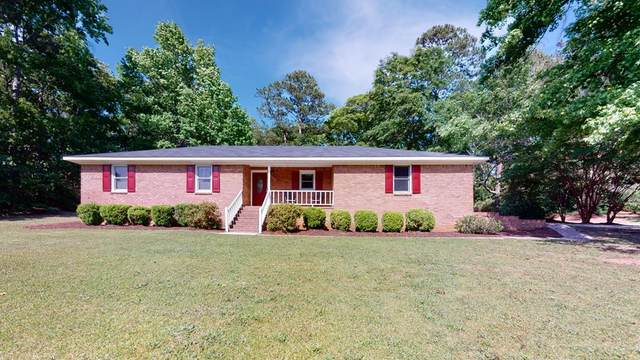 2675 Watermark Dr, Dalzell, SC 29040 (MLS #147578) :: The Litchfield Company