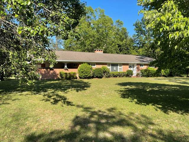 35 Edgewater Dr, Sumter, SC 29150 (MLS #147593) :: The Litchfield Company