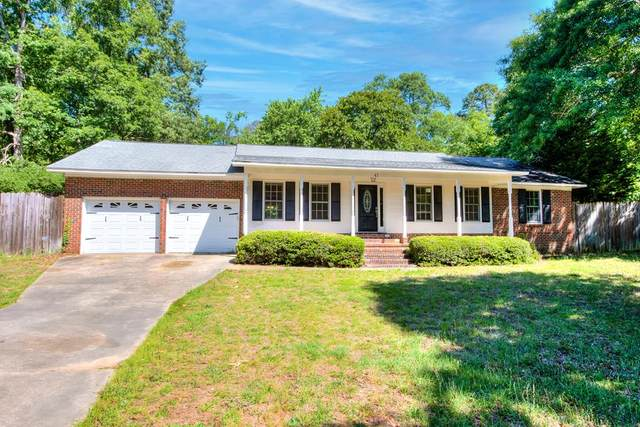 41 Hallmark Ln, Sumter, SC 29154 (MLS #147602) :: The Litchfield Company