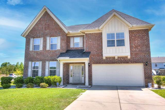 2185 Indiangrass Cove, Sumter, SC 29153 (MLS #147603) :: The Litchfield Company