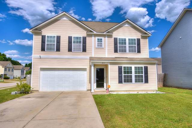 1833 Polaris Dr., Sumter, SC 29150 (MLS #147609) :: The Litchfield Company