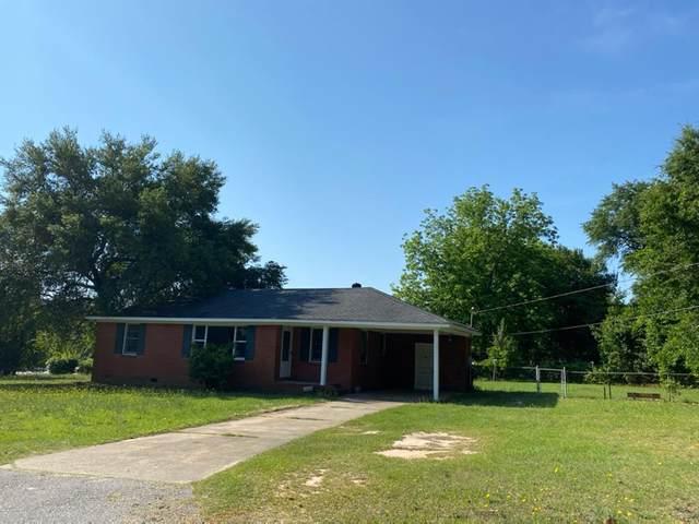 5402 Oakcrest Rd, Sumter, SC 29154 (MLS #147676) :: The Litchfield Company