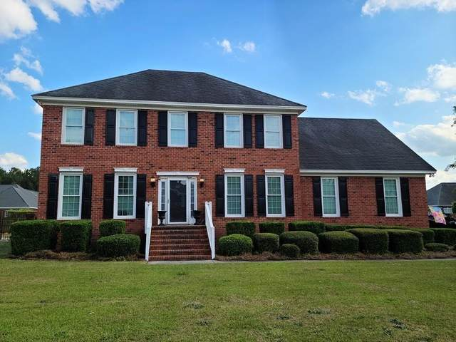 712 Chaucer Drive, Florence, SC 29505 (MLS #147684) :: The Litchfield Company