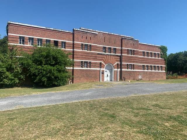 315 East Main St, Kingstree, SC 29556 (MLS #147708) :: The Litchfield Company