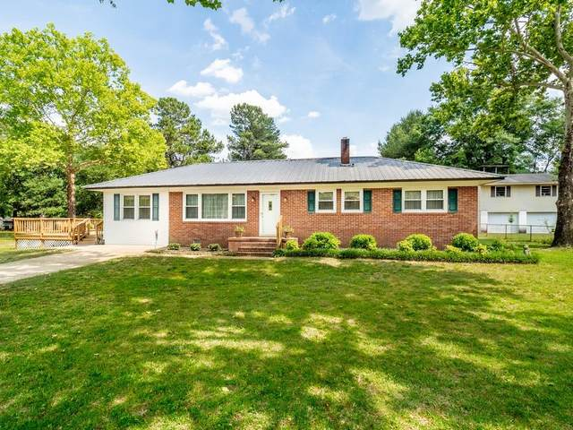 424 Rogers Ave, Sumter, SC 29150 (MLS #147710) :: The Litchfield Company