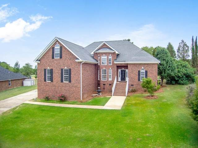 1840 Moorhill Estates, Sumter, SC 29154 (MLS #147791) :: Gaymon Realty Group