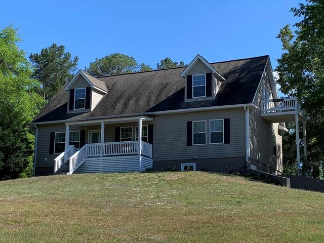 1725 Dry Branch Rd, Lugoff, SC 29078 (MLS #147800) :: The Litchfield Company