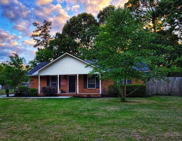 890 Perry Blvd, Sumter, SC 29154 (MLS #147810) :: The Litchfield Company