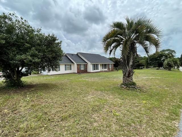 1315 Shoreland Dr., Sumter, SC 29154 (MLS #147852) :: Gaymon Realty Group