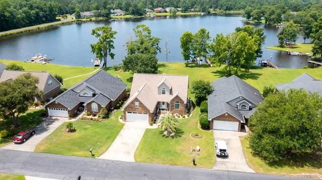 113 Ridge Lake Drive, Manning, SC 29102 (MLS #147872) :: The Litchfield Company