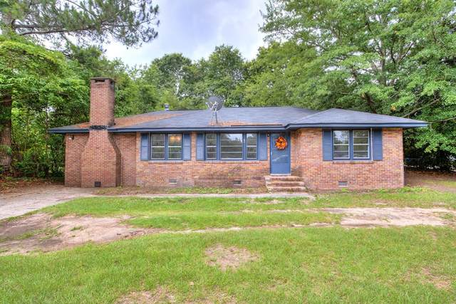 34 Pinewood Rd, Sumter, SC 29150 (MLS #147899) :: The Litchfield Company