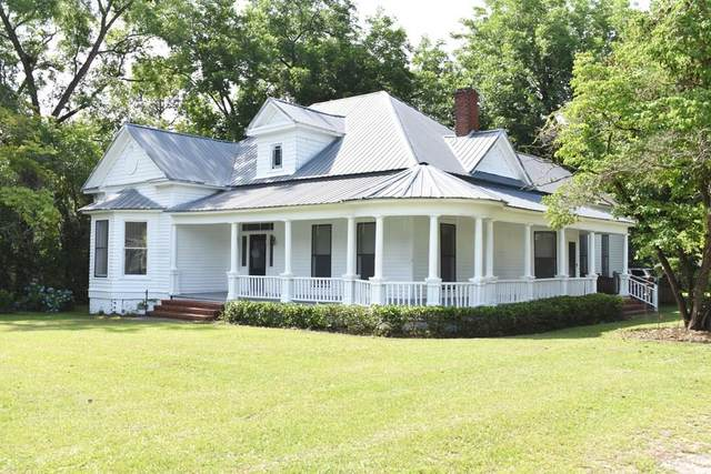 16 Burgess St., Summerton, SC 29148 (MLS #147906) :: Gaymon Realty Group