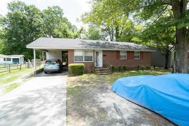 1170 Fairfield, Orangeburg, SC 29115 (MLS #147921) :: The Litchfield Company