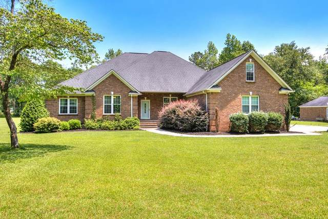 2155 Beckwood Rd, Sumter, SC 29153 (MLS #147972) :: The Litchfield Company