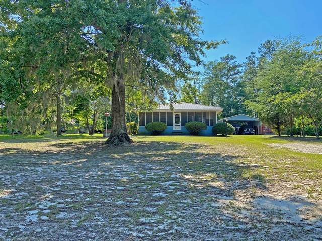 1283 Bayview Dr, Manning, SC 29102 (MLS #147977) :: The Litchfield Company