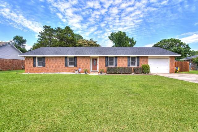 2833 August Dr., Sumter, SC 29154 (MLS #147981) :: The Latimore Group