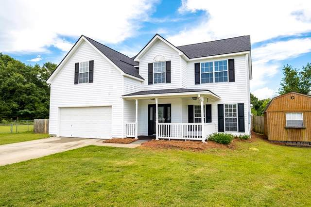 3111 Expedition Dr, Dalzell, SC 29040 (MLS #148112) :: The Litchfield Company