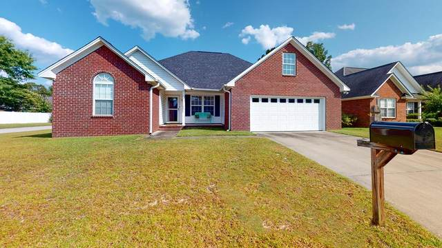 395 Continental Dr, Sumter, SC 29154 (MLS #148145) :: The Latimore Group