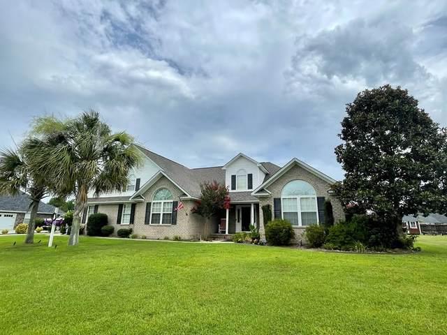 1105 Willcroft Drive, Sumter, SC 29154 (MLS #148172) :: The Litchfield Company