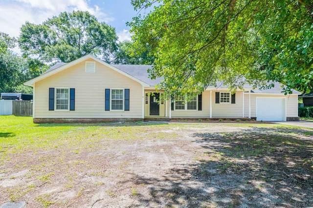 2800 Ridgehill Drive, Sumter, SC 29154 (MLS #148174) :: The Latimore Group