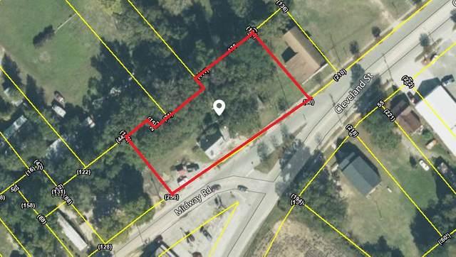 tbd Cleveland St, Elloree, SC 29047 (MLS #148215) :: The Litchfield Company