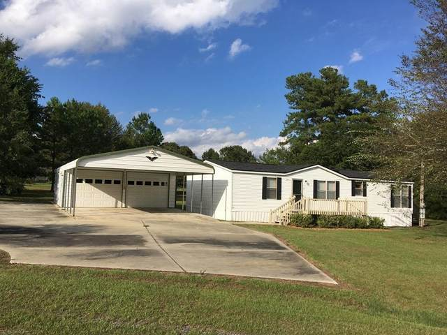 1166 Pine Ridge Road, Manning, SC 29102 (MLS #148312) :: The Latimore Group
