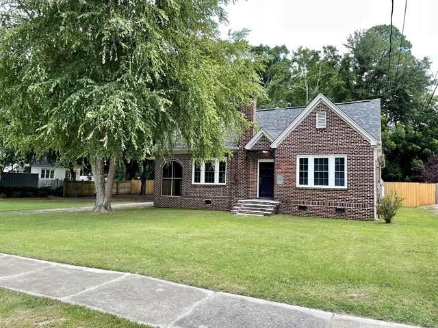 25 Saratoga St, Sumter, SC 29150 (MLS #148346) :: The Latimore Group
