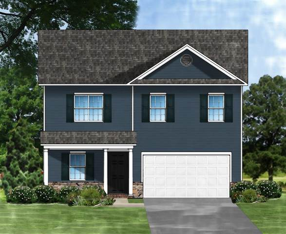 281 Niblick Drive, Sumter, SC 29154 (MLS #148355) :: The Litchfield Company