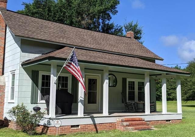 318 Gaillard Street, Eutawville, SC 29048 (MLS #148370) :: The Litchfield Company