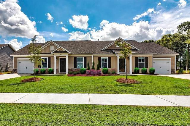485 Conifer Street, Lot 96, Sumter, SC 29154 (MLS #148381) :: The Latimore Group