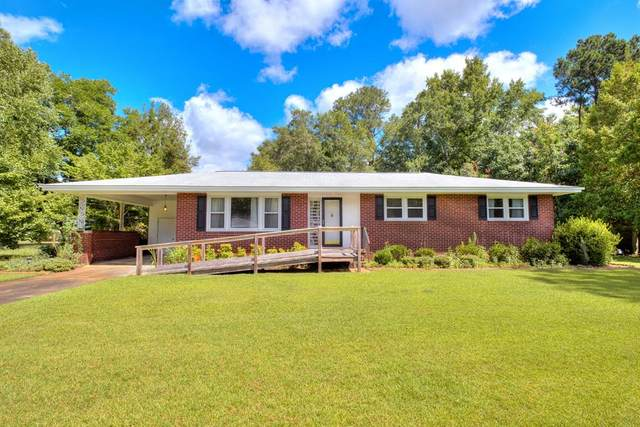205 Wilson, Sumter, SC 29150 (MLS #148401) :: The Litchfield Company