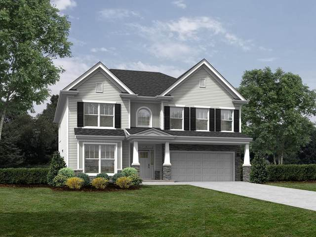 2170 Indiangrass Cove Lot 112, Sumter, SC 29153 (MLS #148405) :: The Litchfield Company