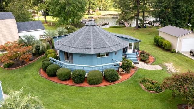 1227 Taw Caw Drive, Summerton, SC 29148 (MLS #148514) :: The Litchfield Company