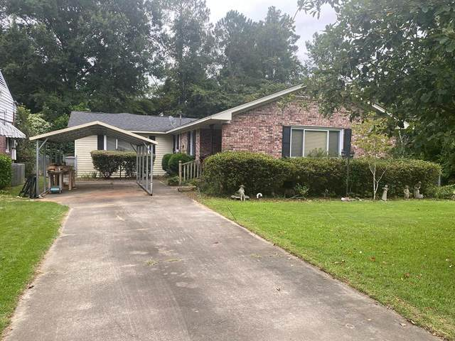 308 South Meadow Drive, Manning, SC 29102 (MLS #148588) :: The Litchfield Company