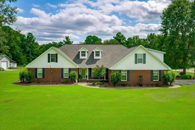 1117 Pointer Drive, Manning, SC 29102 (MLS #148807) :: The Litchfield Company