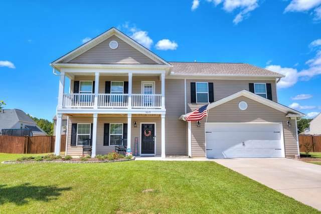 3619 Moseley Drive, Sumter, SC 29154 (MLS #148834) :: The Litchfield Company