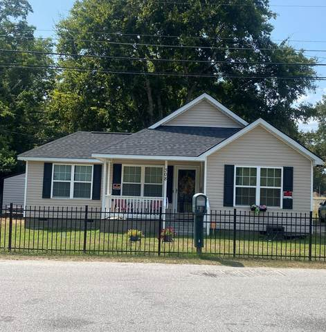308 Brown St, Sumter, SC 29150 (MLS #149005) :: The Litchfield Company